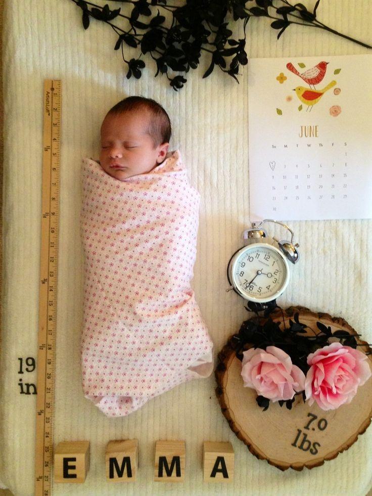 Bien connu Un faire-part de naissance original pour votre bébé – HELLO '..' BABY EG49